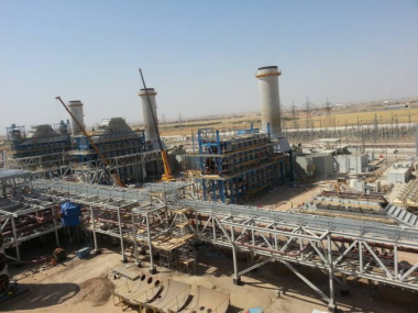 ERBIL POWER PLANT PROJECT 20