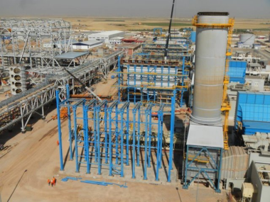 ERBIL POWER PLANT PROJECT 35