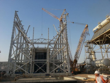 ERBIL POWER PLANT PROJECT 3